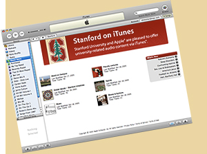 standford on iTunes